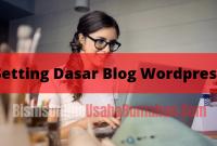 Cara Setting WordPress Untuk Pemula Dalam Membuat Website