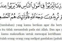 riba dalam islam