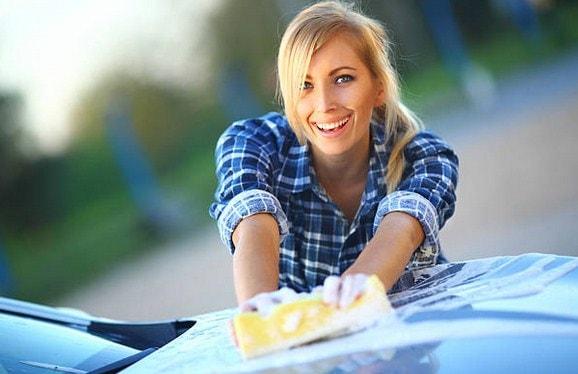 modal usaha cuci mobil hidrolik