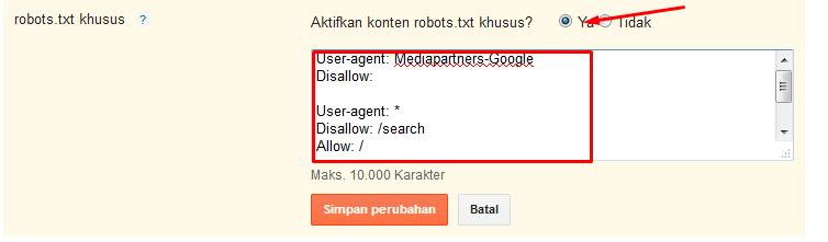 crawl error adsense