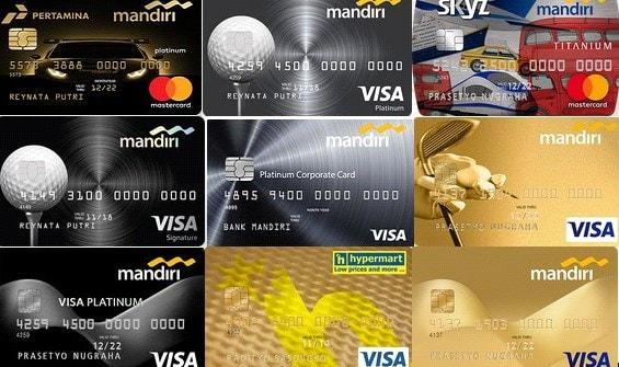 jenis, benefit dan cara membuat kartu kredit mandiri