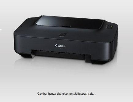 cara perbaiki printer canon
