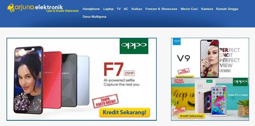 situs kredit hp online tanpa kartu kredit