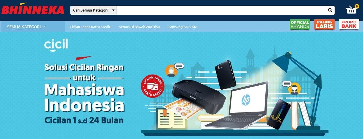 kredit hp online untuk mahasiswa cicilan ringan tanpa kartu kredit