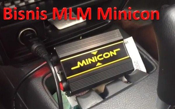 bisnis minicon dan cara kerja minicon