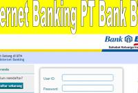 cara daftar internet banking BTN