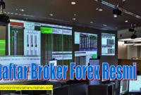 Daftar broker forex yang teregulasi resmi