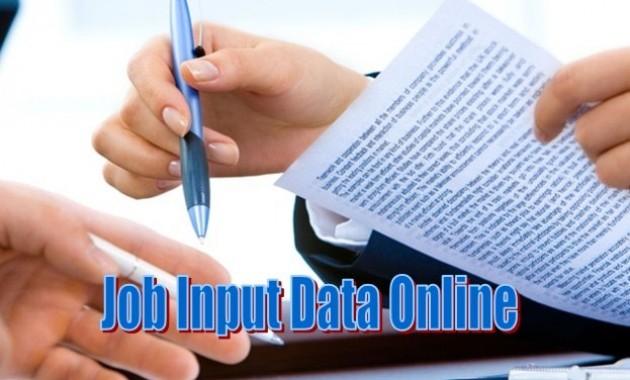 kerja online input data