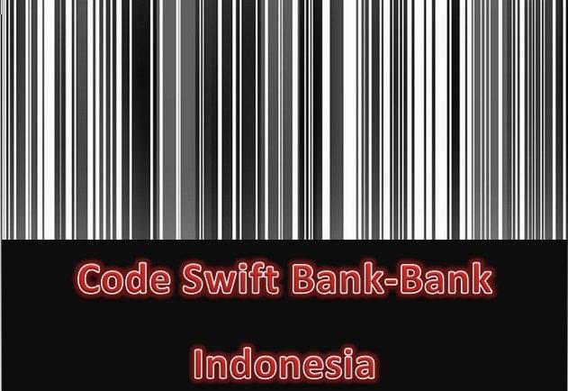 daftar kode swift bank di indonesia