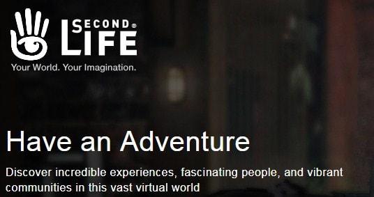 game yang menghasilkan uang adalah second life
