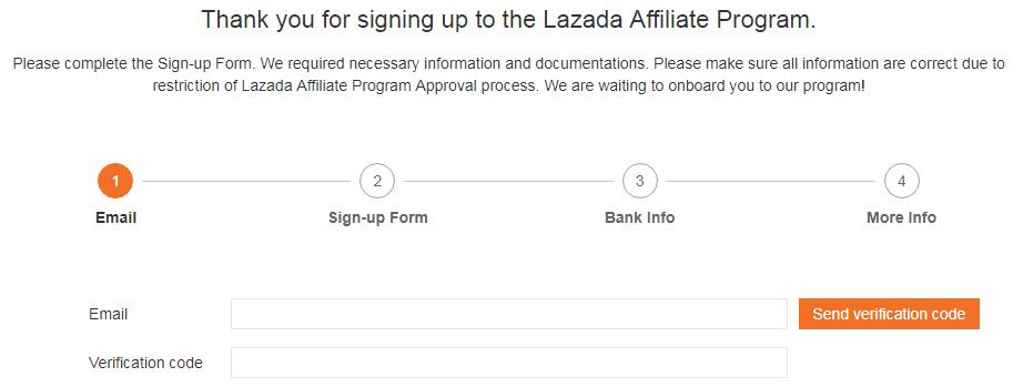 cara daftar afiliasi lazada