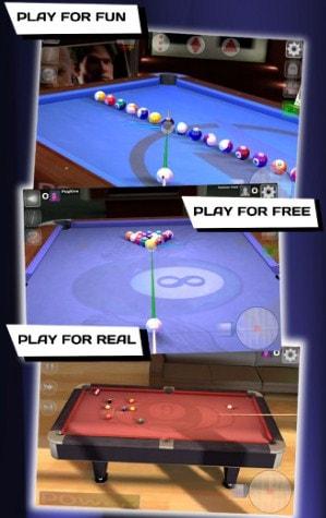 cara mendapatkan uang dari game billiard online