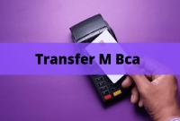 Transfer bca