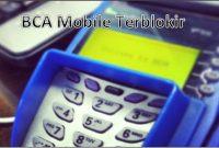 BCA Mobile Terblokir