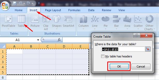 cara membuat aplikasi di excel berupa aplikasi menyimpan database