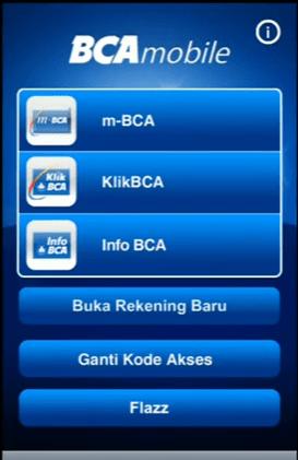 cara bayar indihome lewat mobile banking bca yang pertama adalah Pilih m bca