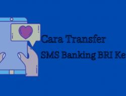 Cara Transfer BRI Ke BNI Lewat SMS Banking : Format Serta Biayanya !