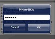 bagaimana Cara beli token listrik di m banking bca yang terakhir adalah memasukkan 6 digit pin transaksi