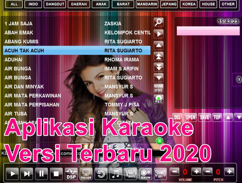 Aplikasi Karaoke Offline Terbaik Untuk PC 2020