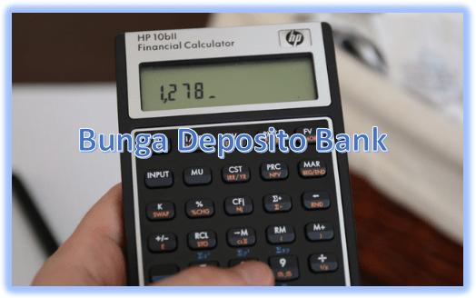 Cara Menghitung Bunga Deposito 100 Juta