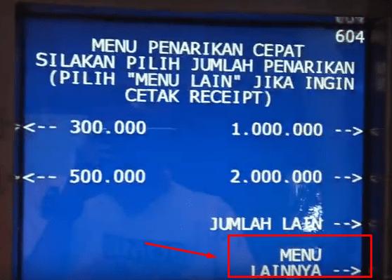 Cara Mengganti PIN ATM BRI