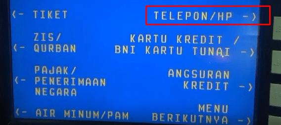pilih Telepon