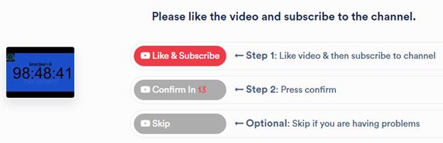 Cara Mendapatkan 1000 Subscriber Gratis