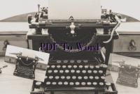 pengonversi pdf ke word gratis