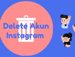 2 Cara Menghapus Akun ke 2 di Instagram Terbaru