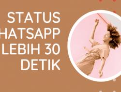 Cara Upload Video di WhatsApp Lebih Dari 30 Detik Tanpa Aplikasi