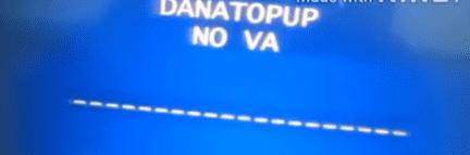 No virtual account Dana
