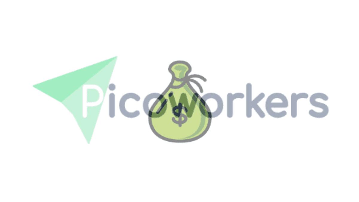 cara mendapatkan uang dari picoworkers